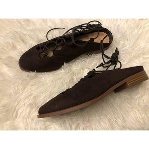 Shoes - Valerie Mule flats NWT✨